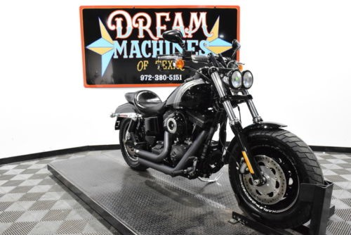 2015 Harley-Davidson FXDF – Dyna Fat Bob — Black for sale craigslist