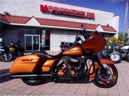 2015 Harley-Davidson Touring -- -- photo