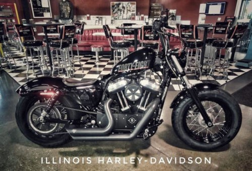 2015 Harley-Davidson Touring FORTY-EIGHT XL1200X Black photo