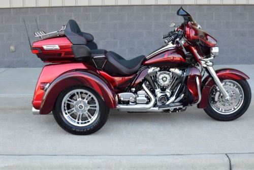 2015 Harley-Davidson Touring CANDY APPLE RED craigslist