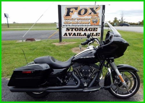 2015 Harley-Davidson Touring Road Glide Special Painted Inne Vivid Black photo