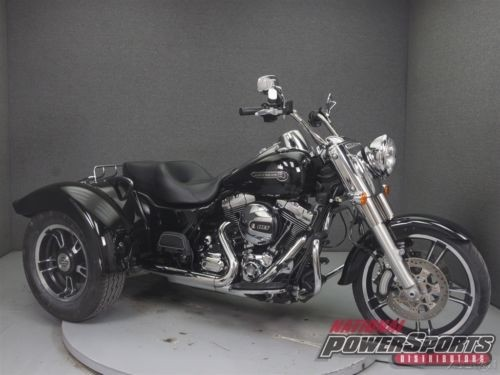 2015 Harley-Davidson Trike Black photo