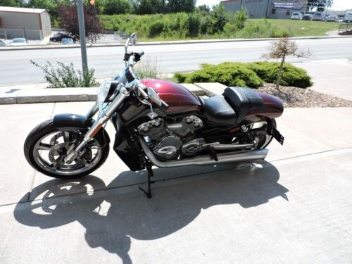 2015 Harley-Davidson V ROD MUSCLE -- Black photo