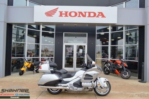 2015 Honda Gold Wing Audio Comfort Navi XM Silver photo