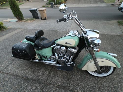 2015 Indian Chief  photo