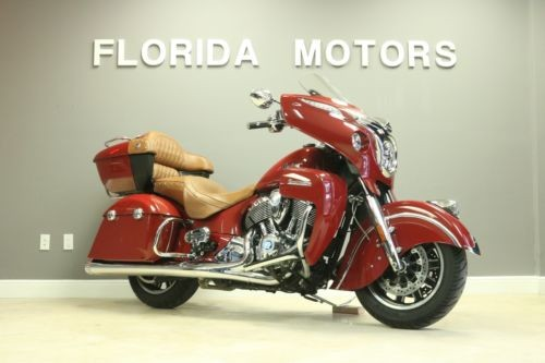 2015 Indian ROADMASTER Red photo