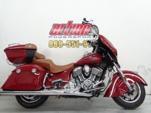 2015 Indian Roadmaster™  photo