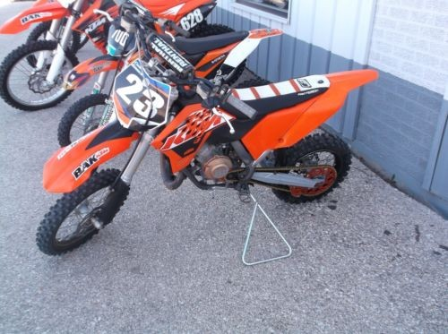 2015 KTM SX Orange photo