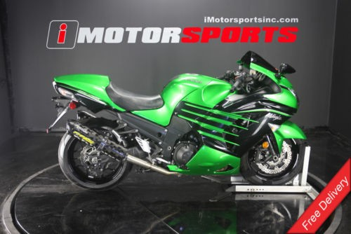 2015 Kawasaki Ninja® ZX™-14R ABS 30th Anniversary -- Green photo