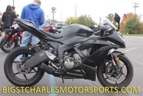 2015 Kawasaki Ninja Black photo