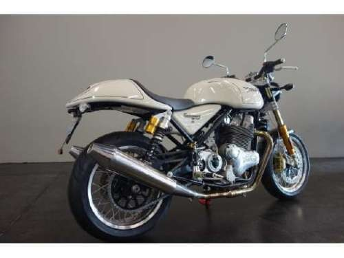 2015 Norton 961 SPORT White photo