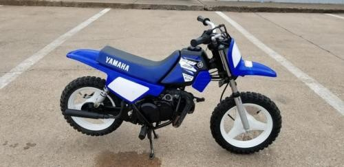 2015 Yamaha PW50 -- Blue photo