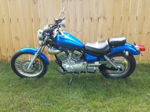 2015 Yamaha V Star Blue for sale craigslist