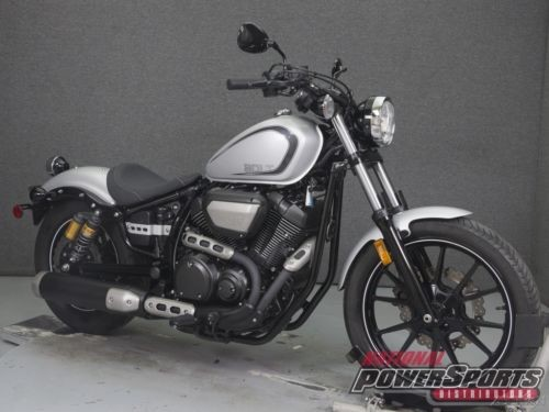 2015 Yamaha XVS950 BOLT 950 R-SPEC MATTE SILVER for sale