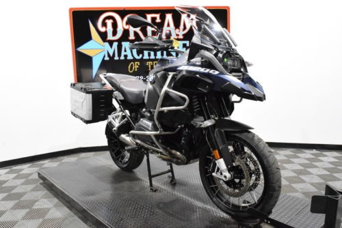 2016 BMW R 1200 GS Adventure Premium -- Blue photo