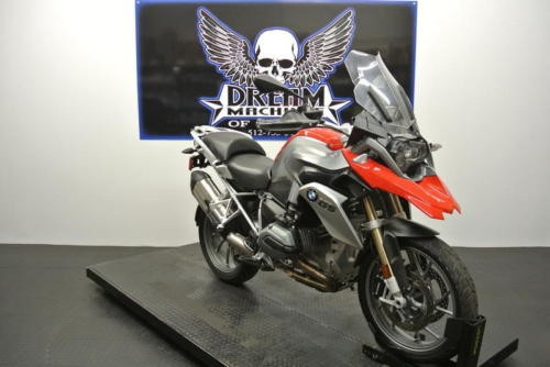 2016 BMW R 1200 GS Premium Racing Red — Red for sale craigslist