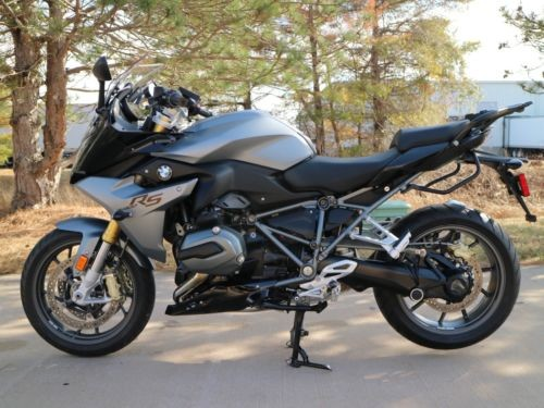 2016 BMW R-Series Gray photo