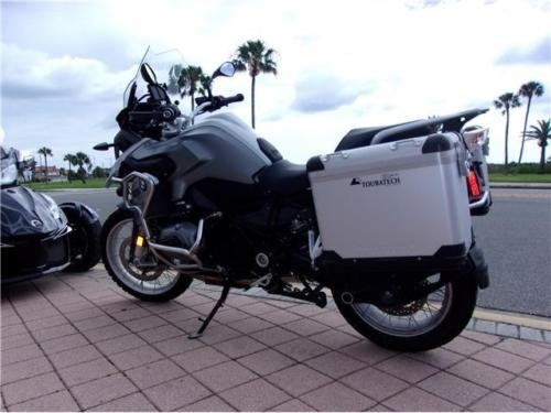 2016 BMW R-Series LOW Silver photo