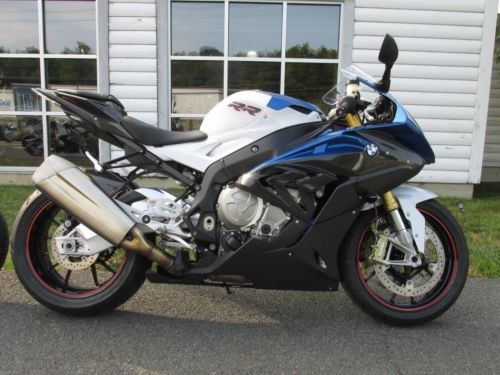 2016 BMW S1000RR white for sale craigslist