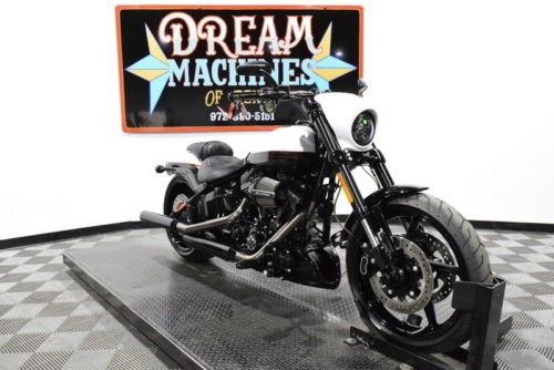 2016 Harley-Davidson FXSE – Screamin Eagle Pro Street Breakout CVO — White for sale craigslist