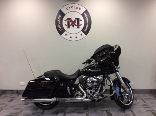 2016 Harley-Davidson Touring STREET GLIDE CALL FOR BEST PRICE 708-231-0251 Black photo