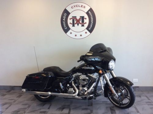 2016 Harley-Davidson Touring FLHXS STREET GLIDE S CALL 708-231-0251 Black photo