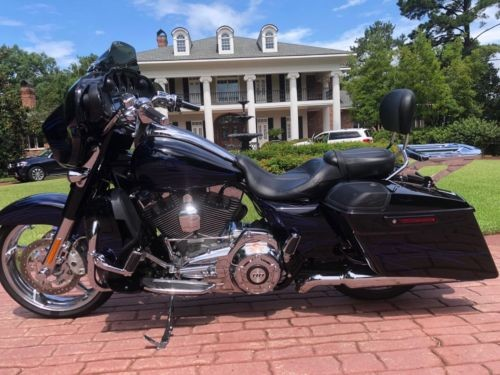 2016 Harley-Davidson Touring Diamond Black and Blue for sale craigslist