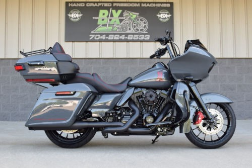 2016 Harley-Davidson Touring GREY photo
