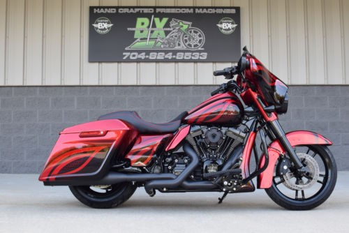 2016 Harley-Davidson Touring RED for sale craigslist