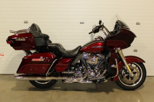2016 Harley-Davidson Touring TWO TONE RED for sale craigslist