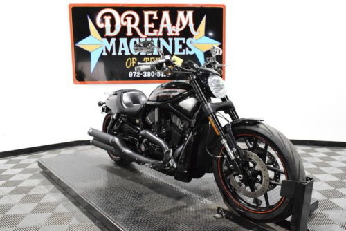 2016 Harley-Davidson VRSCDX – Night Rod Special — Black for sale craigslist