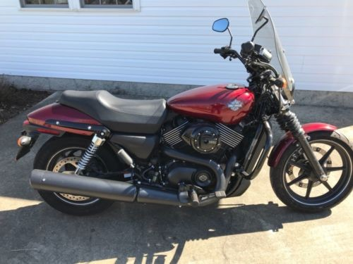 2016 Harley-Davidson XG750 Burgandy for sale