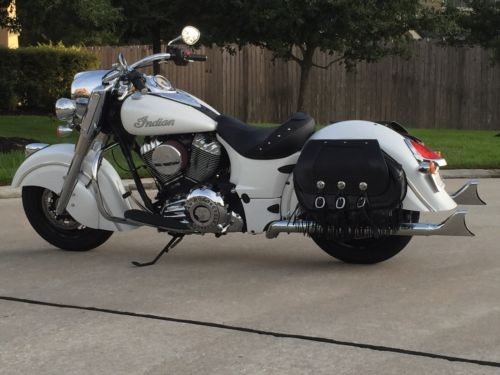 2016 Indian CHIEF CLASSIC  photo