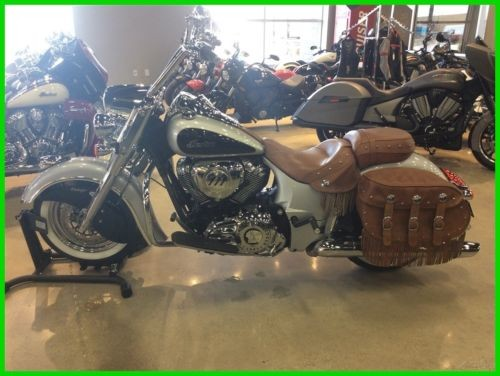 2016 Indian Chief Vintage - N16CCVAAAT Black photo