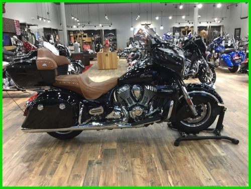 2016 Indian Roadmaster – N16TRAAAAA (PRICE REDUCED) Black for sale