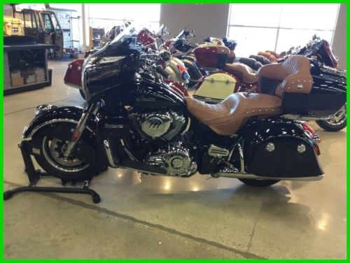2016 Indian Roadmaster - N16TRAAAAA Black photo