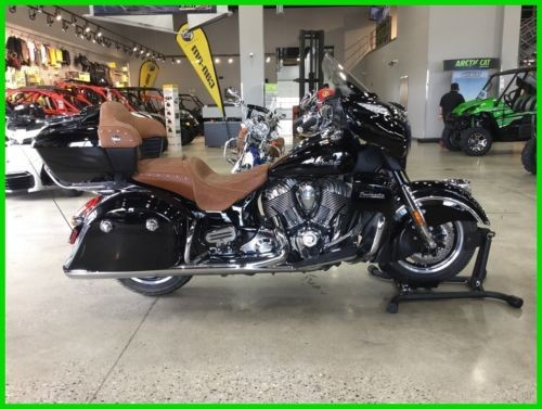 2016 Indian Roadmaster – N16TRAAAAA Black for sale