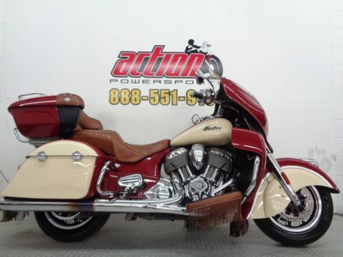 2016 Indian Roadmaster®  photo