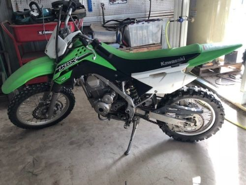 2016 Kawasaki KLX Green for sale craigslist