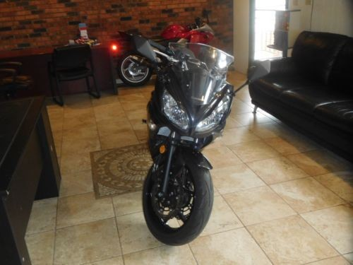 2016 Kawasaki Ninja EX 650R Black for sale craigslist