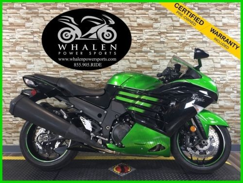 2016 Kawasaki Ninja Green photo