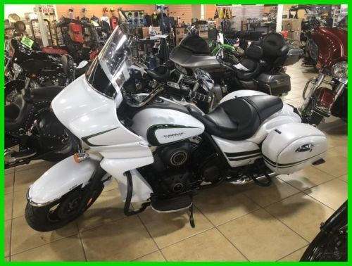 2016 Kawasaki Vulcan® 1700 Vaquero® WHT for sale