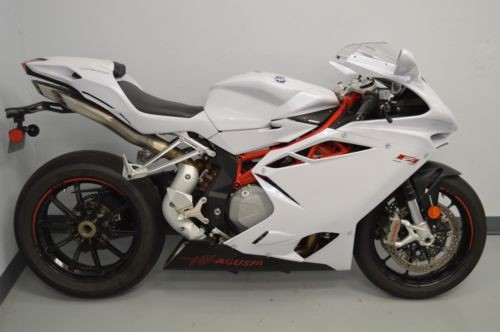 2016 MV Agusta F4R White photo