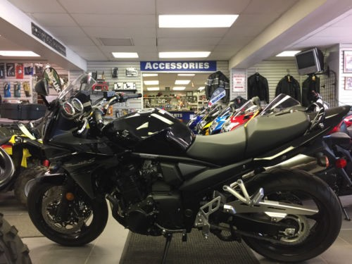 2016 Suzuki Bandit Black for sale