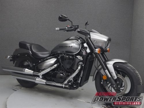 2016 Suzuki Boulevard GREY photo