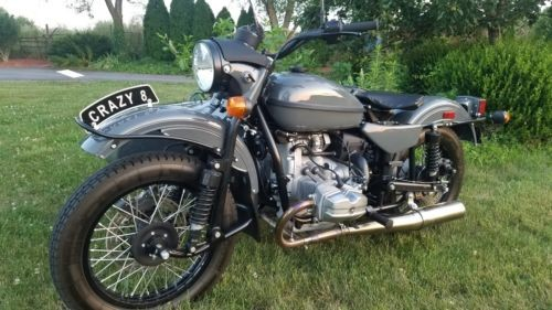 2016 Ural cT Grey photo