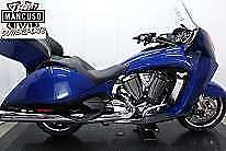 2016 Victory Vision Blue photo