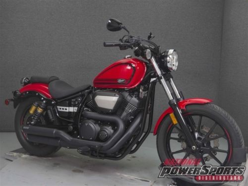 2016 Yamaha XVS950 BOLT 950 R-SPEC Red photo