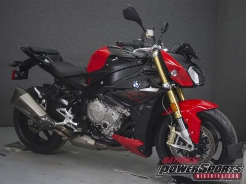 2017 BMW S1000R W/ABS RACING RED/BLACKSTORM METALLIC photo