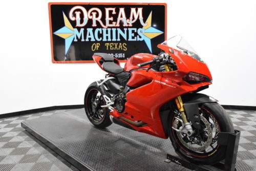 2017 Ducati 1299 Panigale S — Red craigslist